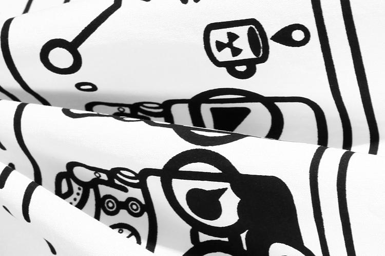 i love choc 衬衫|i love choc 批印衬衫裙正品 |yoho