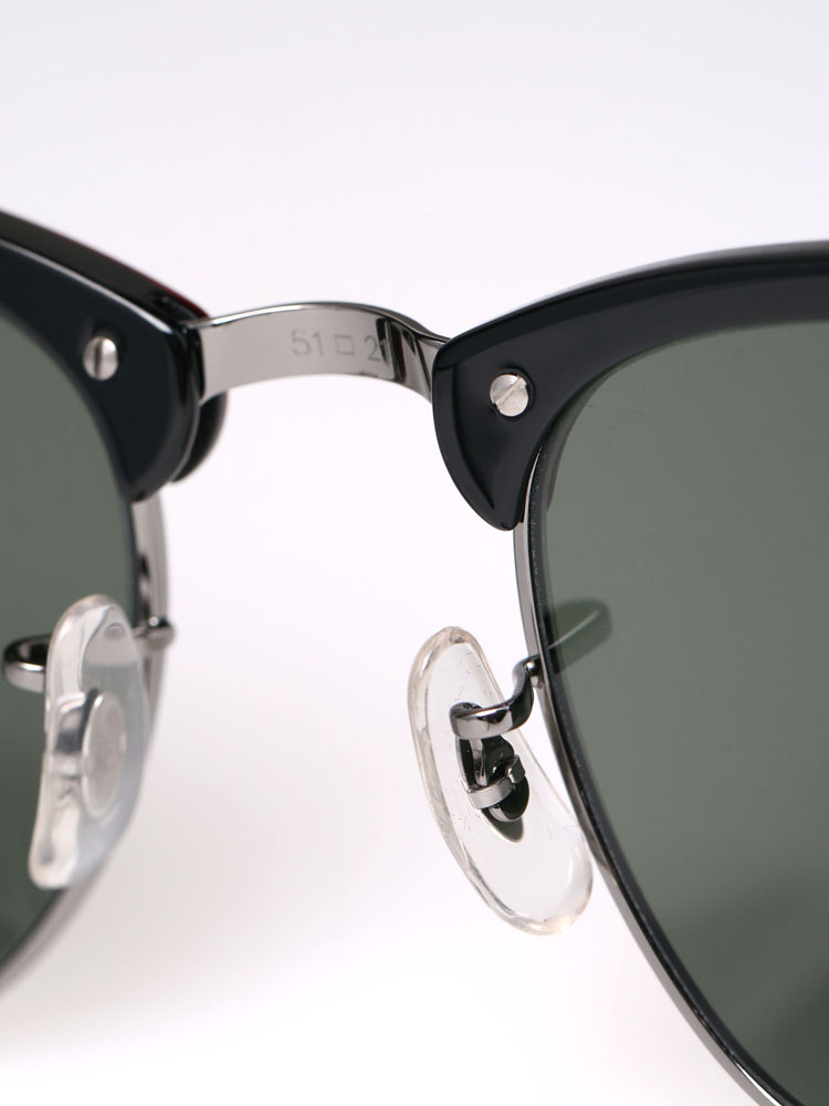 ray ban clubmaster tortoise  ray-ban clubmaster49mm