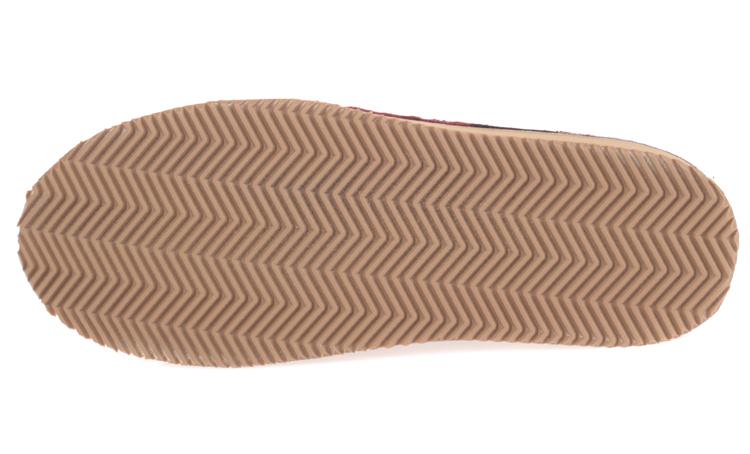 塔克拉玛干系列女高帮厚底漆皮时装鞋