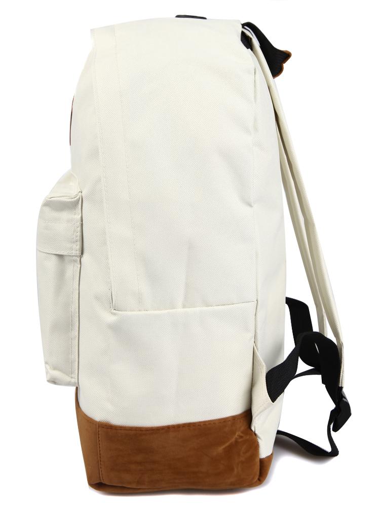 双肩包|shox 拼皮logo双肩包正品