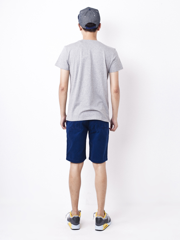 pancoat 鲨鱼造型短袖t恤
