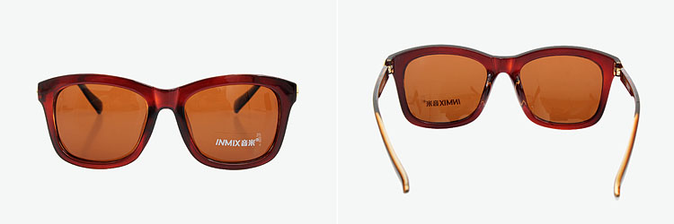 inmix 太阳镜/眼镜|inmix 红框太阳镜 正品 |yoho!buy
