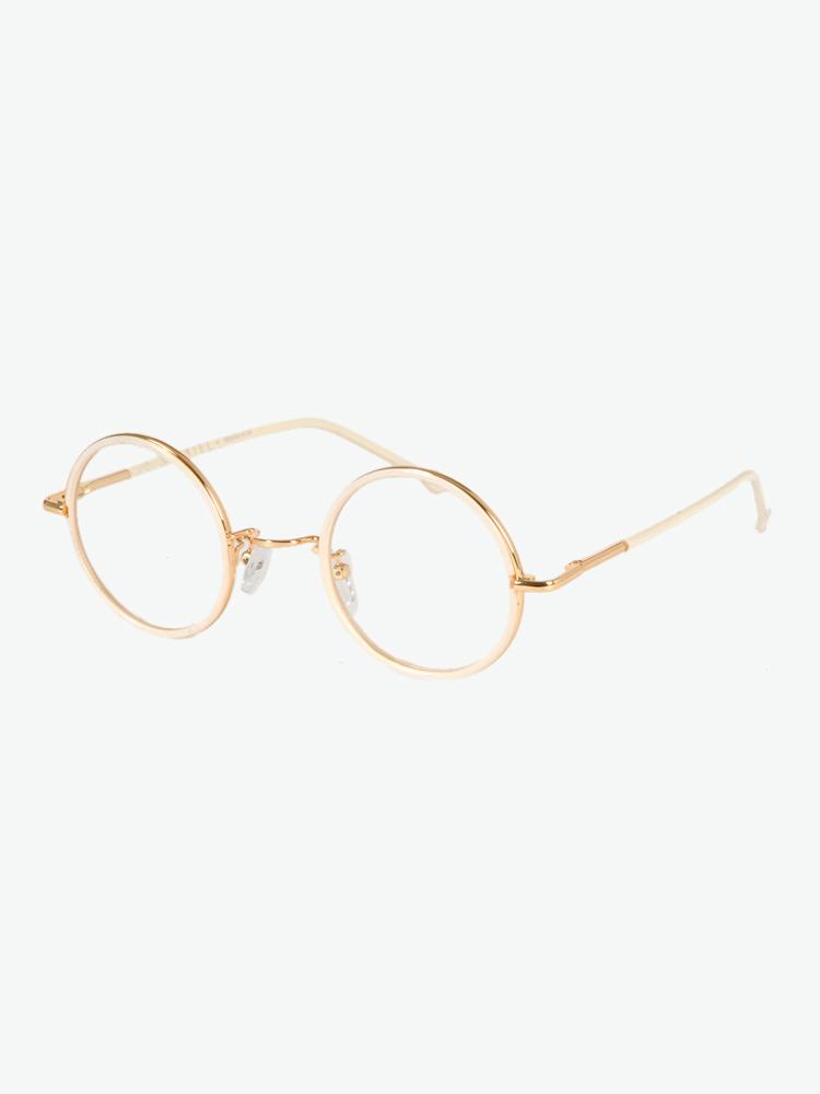natkiel 太阳镜/眼镜|natkiel 复古金边眼镜正品 |!