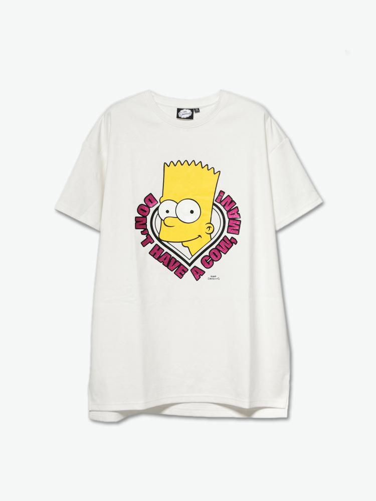 fun 女式辛普森短袖t恤