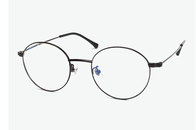 复古 厚实 眼镜